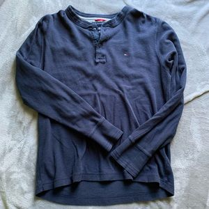 Tommy H Long-sleeve